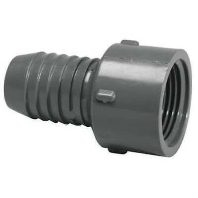 Lasco Insert 1 Adapter Female Pvc Plumbing Fitting 1435-010 Poly