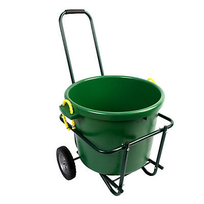 Muck Cart (Galaxy Products Bucket Cart for 40qt Muck Bucket )