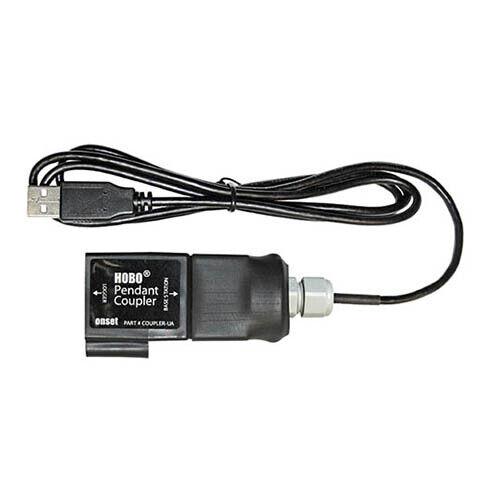 Onset BASE-U-1 Optic USB Base Station for HOBO Pendant Data Loggers