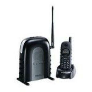 EnGenius DuraFon 1X Long Range Industrial Cordless Phone System - 1 x Phone Line(s) - 1 x Sub-mini phone Headset