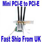Mini Pci-e to Pci-e