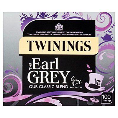 Twinings Earl Grey Tee 100 Beutel
