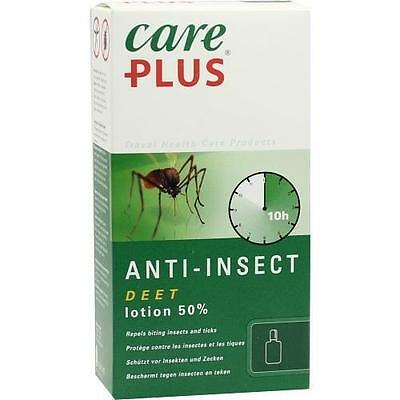 CARE PLUS Deet Anti Insect Lotion 50% 50 ml