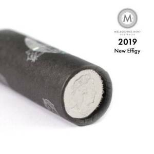 2019 JODY CLARK EFFIGY 5c Cotton/Co Coin Rolls