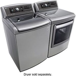 Over $2500 1 year old fancy lg washer and dryer Borden amazing $