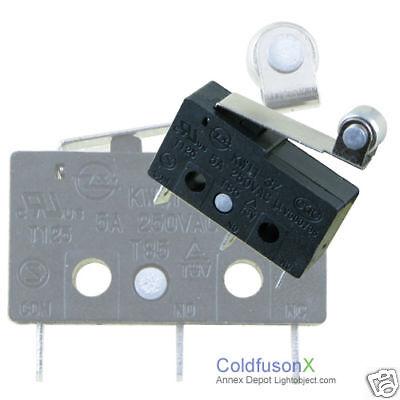 Five 5x Cnc Laser Machine Micro Switch Limit Sensor C1