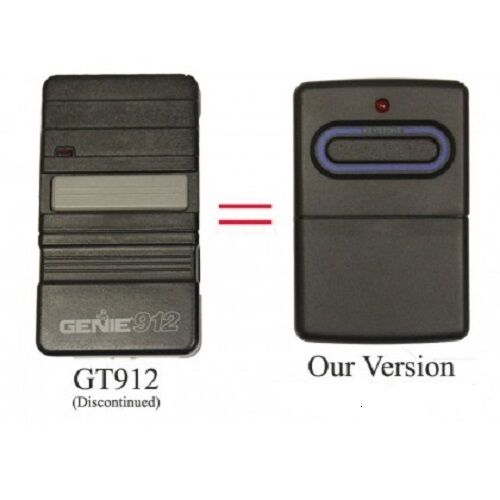genie gt912 1bl 9 12 switch remote