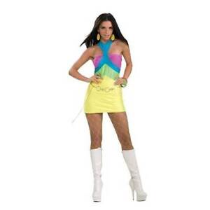 NEON GROOVE 1960s Licensed Size Small 6-10 BNWT Madora Bay Mandurah Area Preview