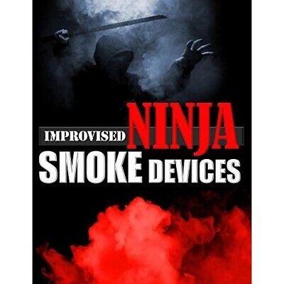 Improvised Ninja Smoke Devices Ancient Training Book Toshitora Yamashiro (Ancient Ninja)