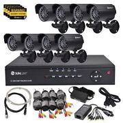 Security Camera System 8CH