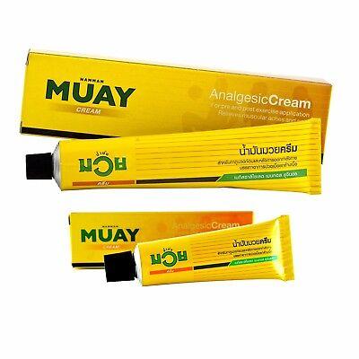 Namman Muay Thai Boxing Cream Liniment Muscle Pain Relief Massage Balm 30g 100g