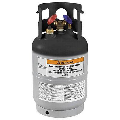 Robinair 17990 Contaminated Refrigerant Tank Assembly