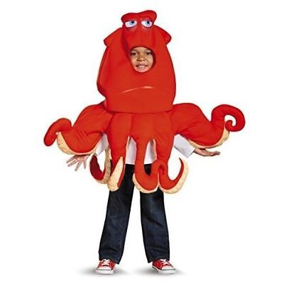 New 2T Disney Finding Dory Hank Septapus octopus Halloween Costume by Disguise - Dory Halloween Costume