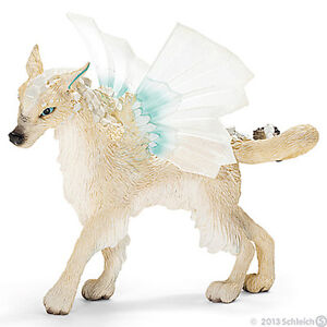 NEW-SCHLEICH-BAYALA-70469-Mohinya-The-Ice-Dragon-13cm-x-18cm