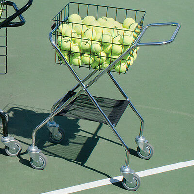 Mini Tennis Teaching Cart (150-ball capacity)