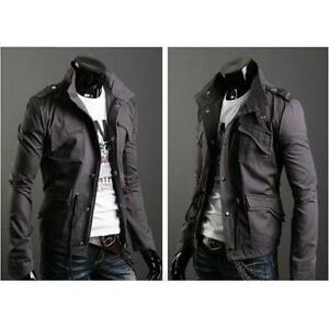 Mens fashion jeans and vest 47