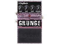 GRUNGE- DigiTech Guitar Pedal