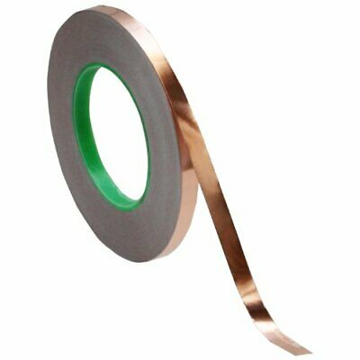 Copper Foil Tape - 38 X 55 Yds - Emi Conductive Adhesive Ship From Usa