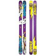 Surface Skis