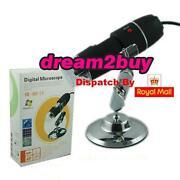 USB Microscope 500x