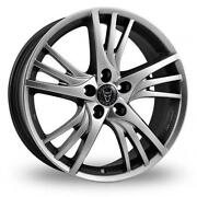 17 Alloy Wheels Wolfrace