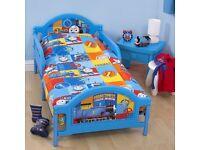 Thomas the tank engine toddler bed + mattress