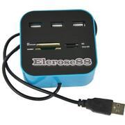8 Port USB Hub
