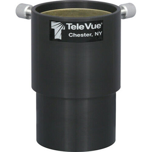 """NEW! Tele Vue 2"""" Extension Tube (w/Brass Clamp Ring) for 2"""" Focusers: X2C-0008"""