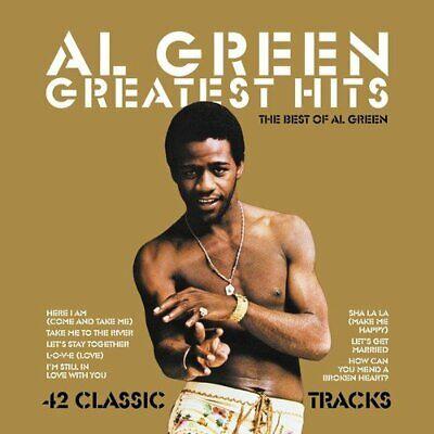 Al Green - Greatest Hits: The Best of Al Green (The Best Of Al Green Cd)