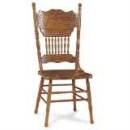 - Press Back Chairs EBay