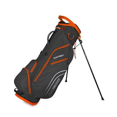 New Datrek Trekker Ultra Light Stand Bag (Charcoal / Orange)