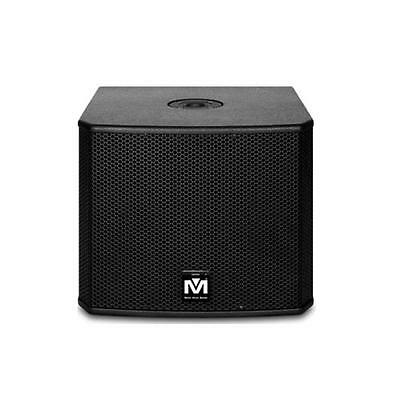 Better Music Builder DFS-112  Sub Bass Powered Subwoofer 1200