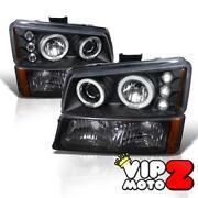 2003 Chevy Avalanche Headlights