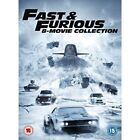 Fast & Furious Movie DVDs