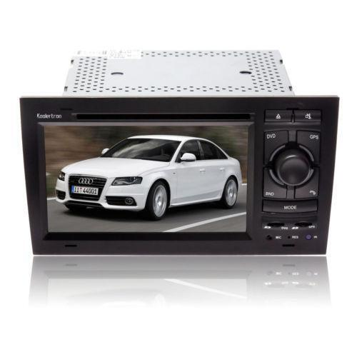 Audi a4 b6 radio ebay for Mueble 2 din audi a4 b6