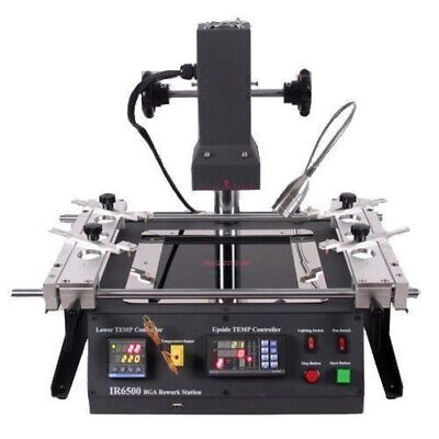 Ir6500 Repair Heating Infrared Reballing Machine Bga Rework Station 110v