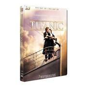 Titanic 3D Blu Ray Steelbook