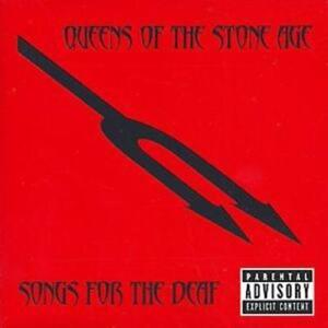 Queens of the Stone Age : Songs for the Deaf CD (2002)