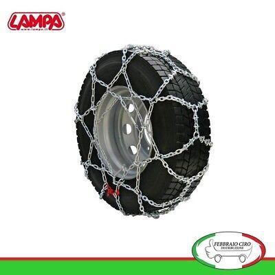 Catene da Neve Cargo Plus per Veicoli Industriali pneumatici 14.9r20 - 16180