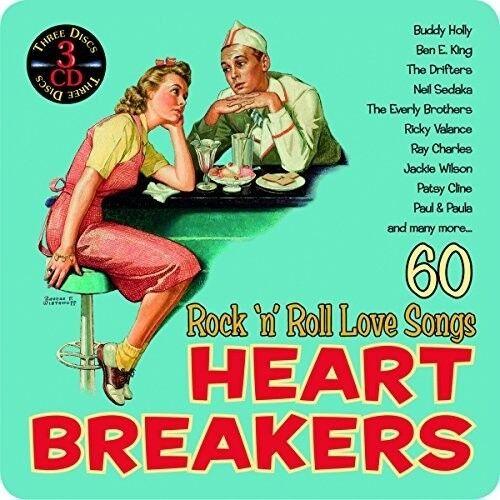 Various Artists - Heartbreakers / Rock N Roll Love Songs / Various [ne