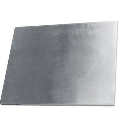 Solid Aluminum Top For Pan Rack