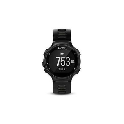 Garmin Forerunner 735XT, Multisport GPS Running Watch with Heart Rate-Black/Gray