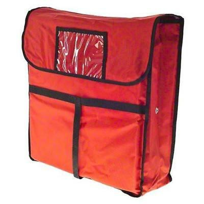 "2 Heavy Duty Pizza Delivery Bag Size20/""x20/""x7/""Inch Full Insulated Keep Pizza Wrm"