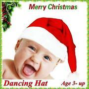 Singing Santa Hat