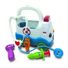 Leapfrog mobile med kit toy