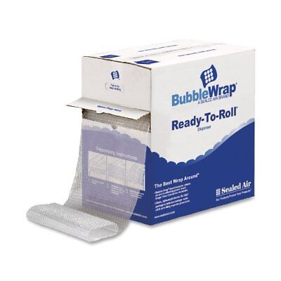 Quality Park Sealed Air Bubble Wrap In A Ready To Roll Dispenser Carton 12