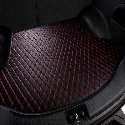 For BMW X5 E70 F15  Car Rear Cargo Boot Trunk Mat Environmental pad Car mats