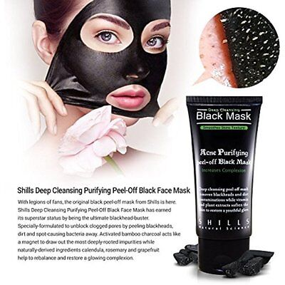 Best Blackhead Remover Product Activated Bamboo Charcoal Mask Peel Off Face