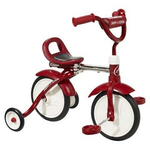 Radio Flyer Kid's Grow 'N' Go Bike - Red