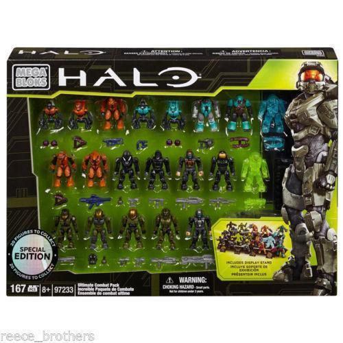 Lego Halo Toys : Halo wars mega bloks ebay